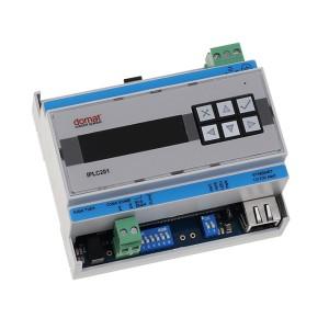 DDC regulátor MiniPLC - 1 port, displej