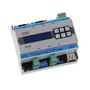 DDC regulátor MiniPLC - 4 porty, displej