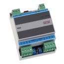 4 analogue inputs module -10..10V