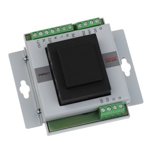 Transformátor 230 / 24 V, 2x triak