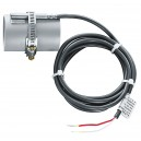 Strap-on temperature sensor