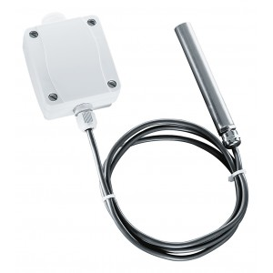 Pendulum room temperature sensor