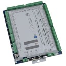 Combined I/O module, 88 I/O with MiniPLC board