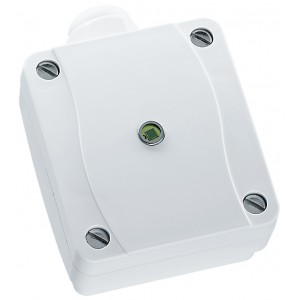 Outdoor light intensity sensor