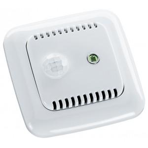 Room presence detector and light sensor