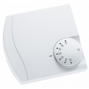 Room temperature controller, mechanical (heating)