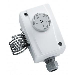 Prostorový termostat 0...+40 °C