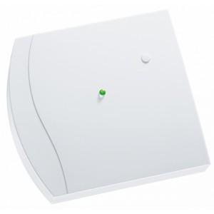 Prostorové čidlo teploty, tlačítko, LED