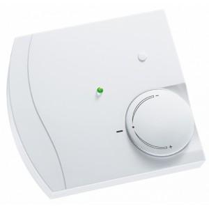 Prostorové čidlo teploty, tlačítko, potenciometr, LED