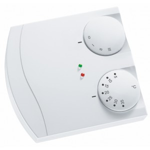 Room controller - heating and cooling, fancoil