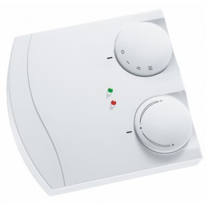 Pokojový regulátor topení a chlazení, fancoil
