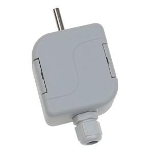 Communicative outdoor temperature sensor