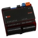 Combined I/O module, 17 I/O
