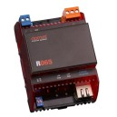 DMX512 / Modbus TCP converter (2 channels)