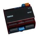8 analogue inputs module