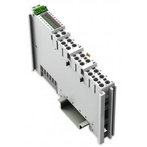 8 analog inputs, voltage