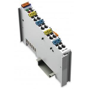 4 analog outputs