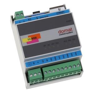 Webové rozhraní pro regulátory radiátorů