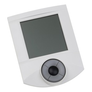 Heating controller, communicative, blinds control