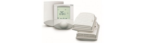 Communicative Room Units and Sensors
