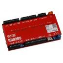 DDC controller, 30 I/O, RS485, Extern 8MB RAM