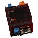 Převodník M-Bus / RS232, do 25 měřičů