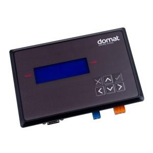 DDC regulátor, displej, RS485, RS232